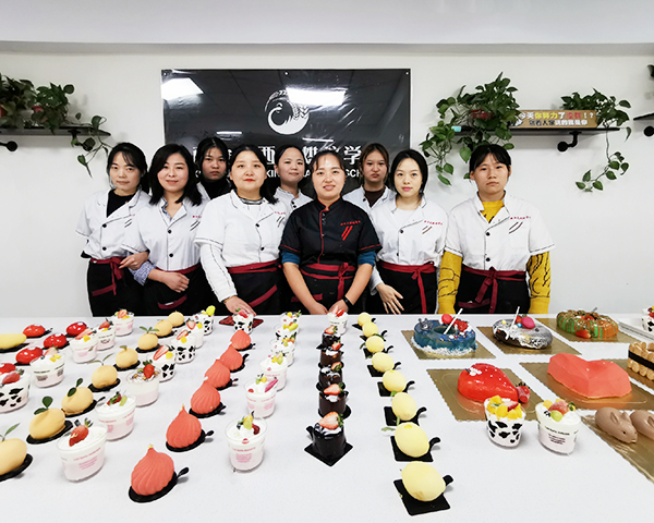 西安烘焙培训班