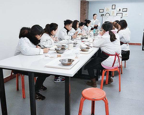 西安烘焙培训学校